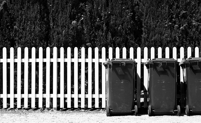 photoblog image Rubbish