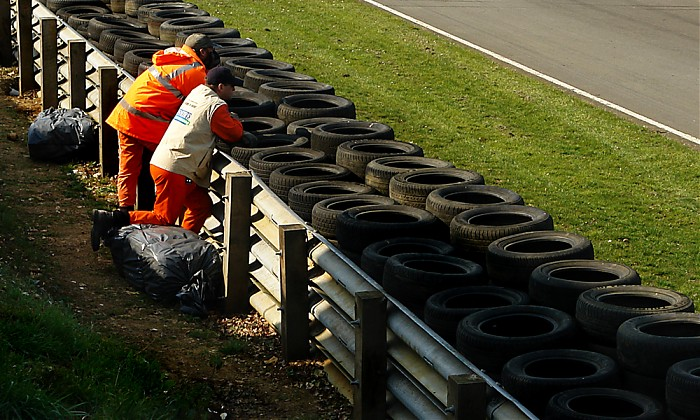 photoblog image Tyred Out